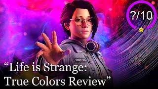 Life is Strange: True Colors Review [PS5, Series X, PS4, Xbox One, Stadia, & PC] (Video Game Video Review)