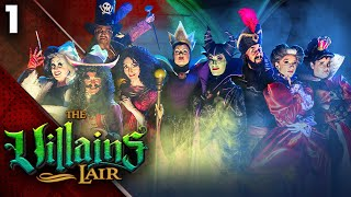 Download THE VILLAINS LAIR (Ep.1) What Goes Around Comes Around (A Disney Villains Musical) Mp3 and Videos