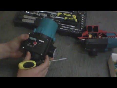 Контроллер давления 779535, принцип работы, устройство, описание