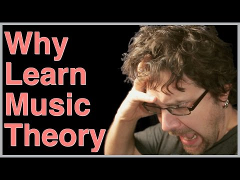 Why Should You Learn Music Theory?