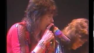 Aerosmith Hangman Jury Houston 1988