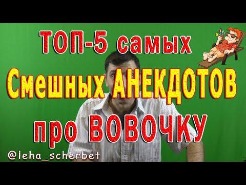 📌  ТОП-5 Самых Смешных АНЕКДОТОВ про Вовочку