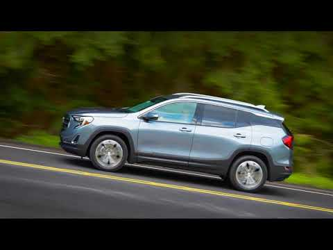 2018 GMC Terrain New Diesel And Gas Engines REVIEW