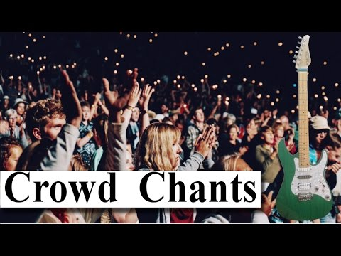 How to Simulate Crowd Chants