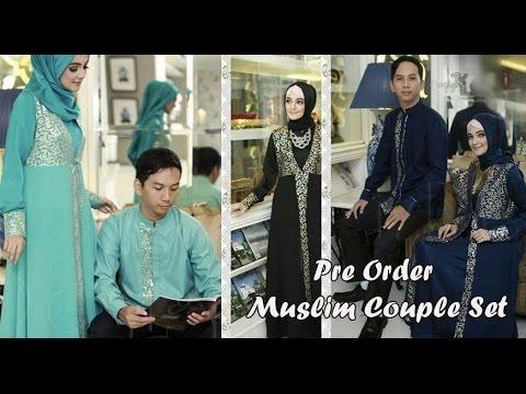 Model Baju Pesta Muslim 2017 Dan Busana Muslim Couple 2017