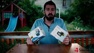 Дешеві видеорегистратори Відео огляд G30 NOVATEC І GT300 OT -- 4Sales.ru