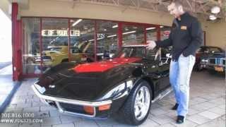 425hp 1972 Chevrolet Corvette Baldwin Motion for sale with test drive, walk through video