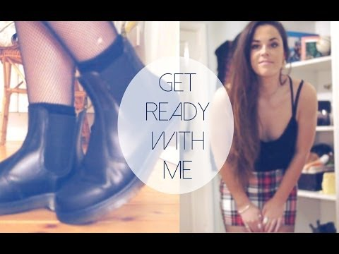 Get Ready With Me | Night Out | Roisin Thora