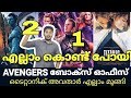 Avengers Endgame BoxOffice Collection | india | kerala | world wide | most collected movie ever