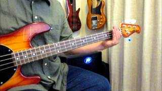 Sade - Nothing Can Come Between Us Bass Lesson and Tabulature