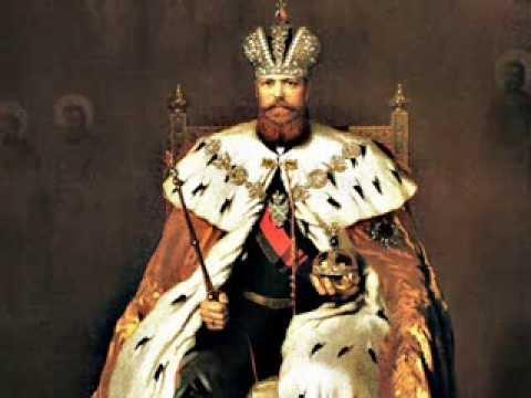 ❤♫ Tchaikovsky - Coronation March for Czar Alexander III(沙皇亞歷山大三世之加冕進行曲 )