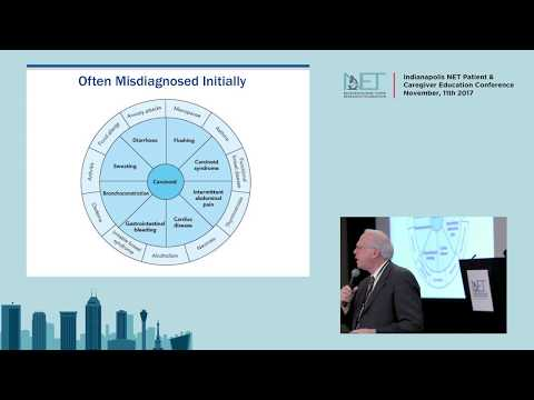 Overview of NETs; Lowell Anthony,  MD, University of Kentucky