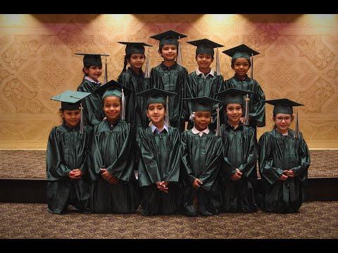 Genesee Academy 2020 Kindergarten Graduates