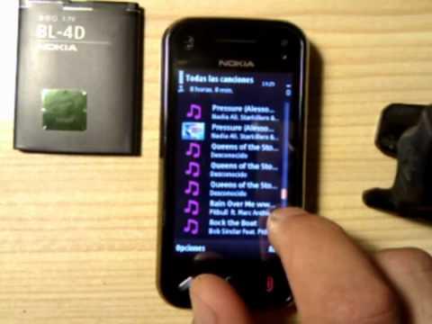 Problema bateria Nokia N97 Mini