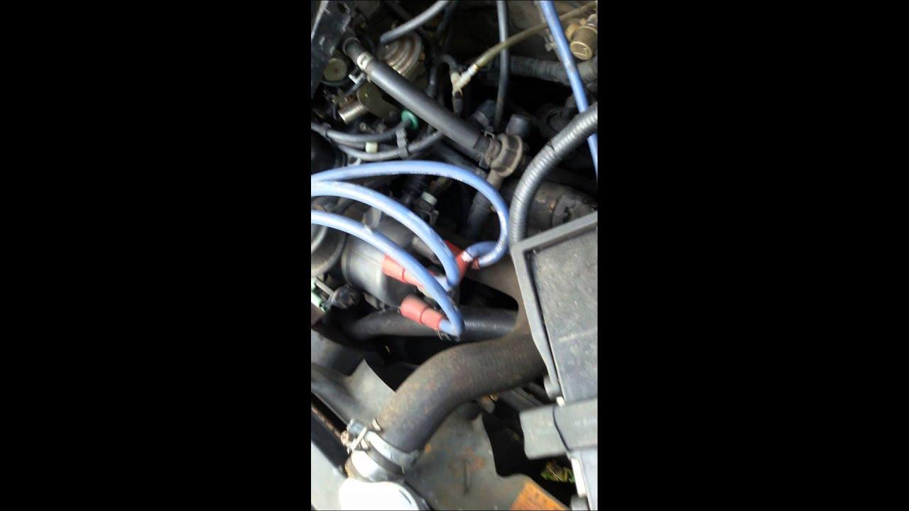 kancil 850 distributor spark cable plug youtube rh youtube com