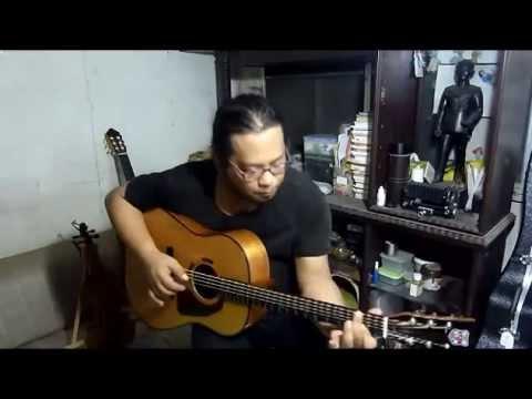 """บทเพลงพระราชนิพนธ์ """"ลมหนาว"""" / Try to play by Hattaya"""