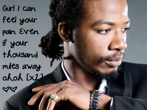 Gyptian I Can Feel Your Pain Lyrics