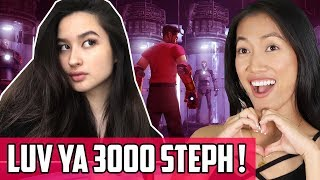 Download lagu Stephanie Poetri I Love You 3000 Reaction Viral Sensation Even Iron Man Would Be Proud