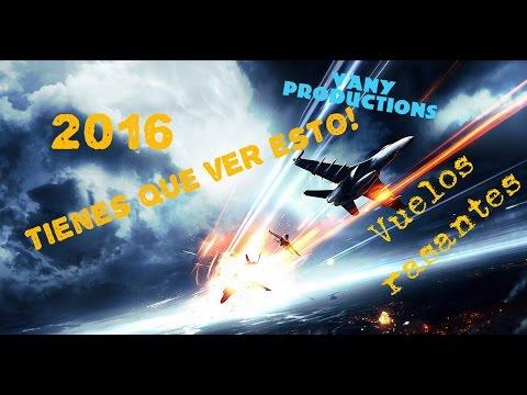Low Fly - Vuelos Bajos asombrosos 2016! IMPERDIBLE!!!