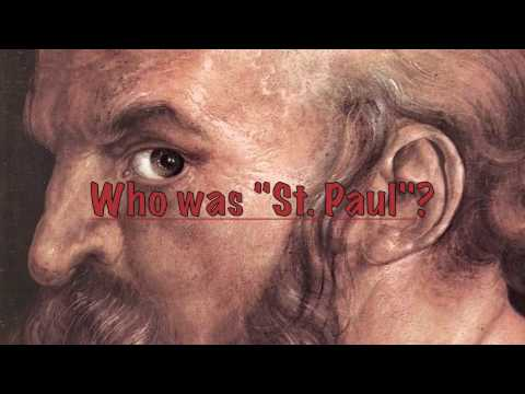 "Who was ""St. Paul"" ???"