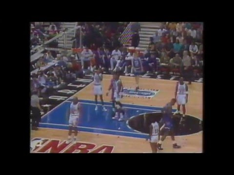 1992 NBA ALL-STAR Game Full TV Broadcast