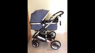видео Коляска Wingoffly: детские модели-трансформеры 2 в 1, отзывы