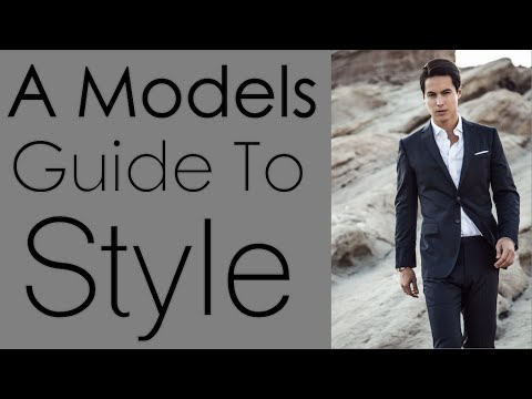 A Models | Men's style guide | Everything you need to know about men's fashion