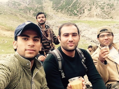 From Saif ul Malook To Ansoo Jheel Full Track Hiking The Conqueror iiuipart 2