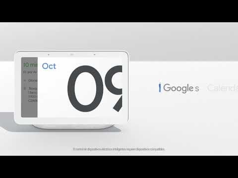 Presentamos Google Nest Hub