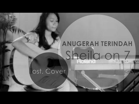 Anugerah terindah sheila on 7 cover | Tabita Princesia