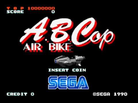 A.B. Cop Arcade Stage 1 Music