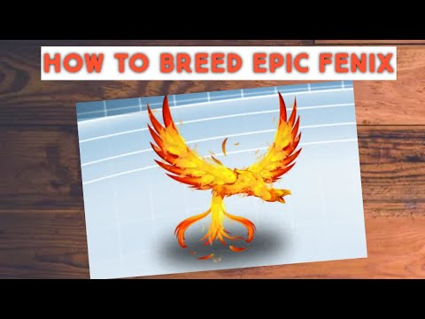 Monster Legends - How to breed epic monster Fenix in flash breeding event