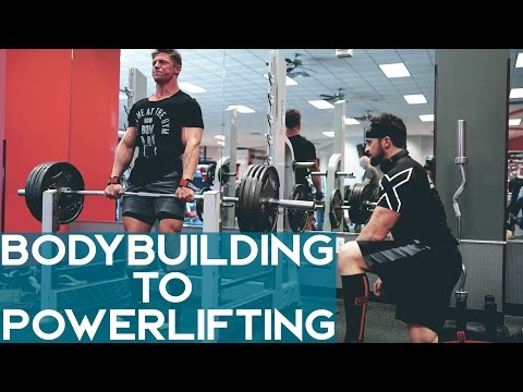 Bodybuilding To Powerlifting | Steve Cook & Layne Norton | Ep. 18