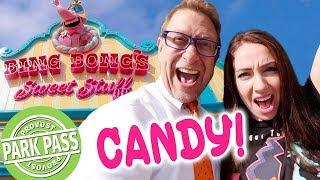 Bing Bong's Sweet Stuff Tour   Lets Eat Treats and Buy Merch