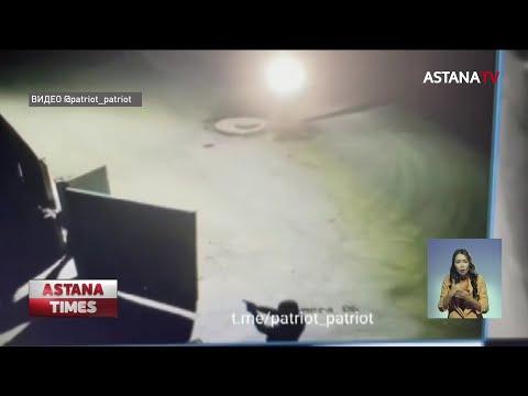 Убийство фермера в собственном доме: появилось видео