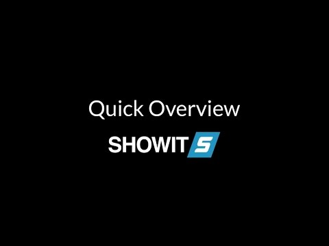 Showit Overview