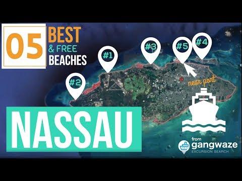 5 Best (and Free) Beaches Near Nassau Cruise Port