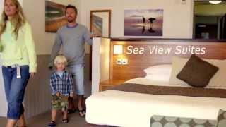 Sands Resort Hotel & Spa near Newquay, Cornwall UK