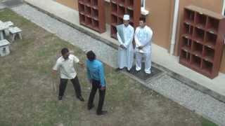Repeat youtube video Parody Al-Haq MRSM TUMPAT
