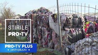 România devine groapa de gunoi a Europei din cauza importurilor ilegale de deșeuri
