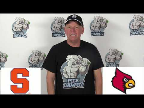 Louisville vs Syracuse 3/12/20 Free College Basketball Pick and Prediction CBB Betting Tips