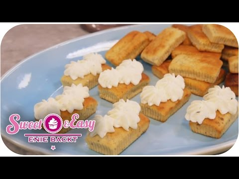Zitronenkuchen mit Chia-Samen | Sweet & Easy - Enie backt | sixx