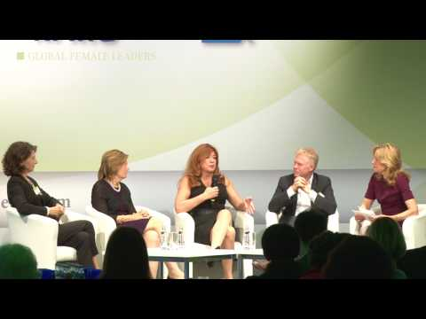 The Crisis of Globalisation | Executive Panel Discussion | Global Female Leaders 2017