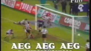Sporting 3 - Benfica 6 [1993/1994]