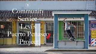 Levi's Skateboarding: Community Service - Puerto Peñasco, Mexico