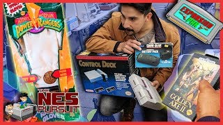 TheNesPursuit Expansion Pak - THE RETRO GAMING MOTHER LOAD! The Good ol' days ARE BACK!