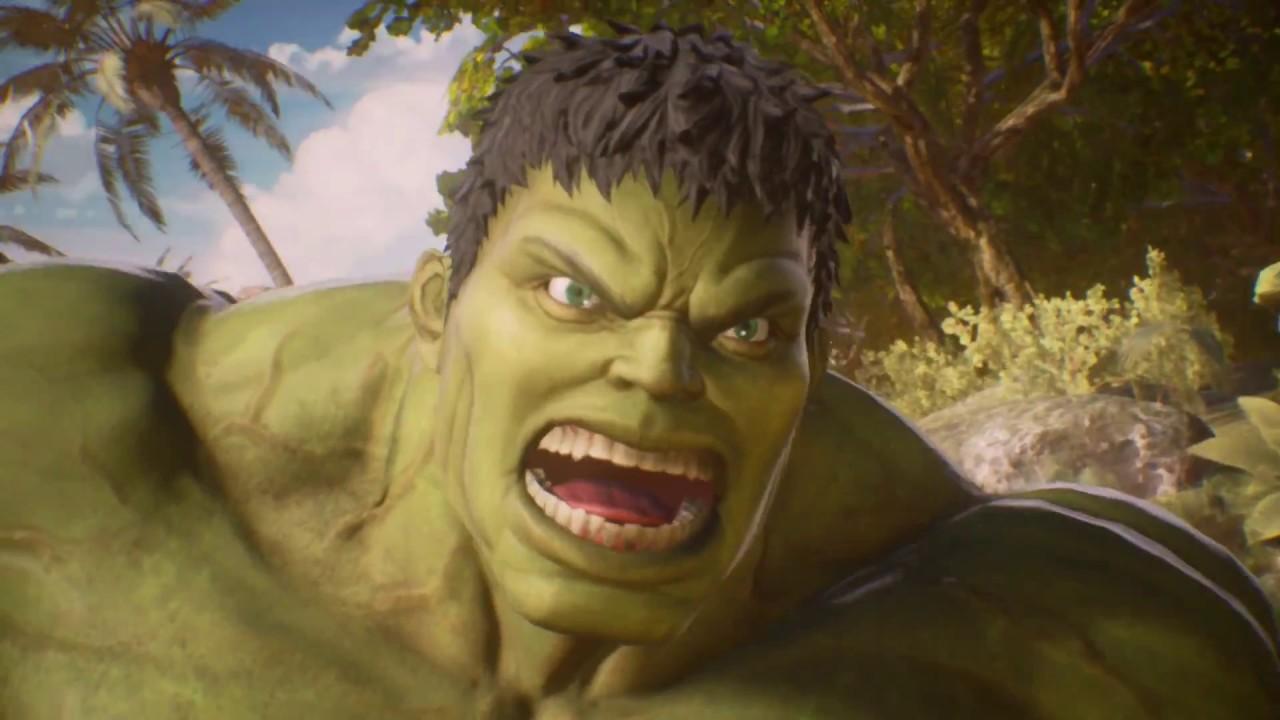 Marvel vs Capcom Infinite pl – HULK i RYU – zagrajmy w