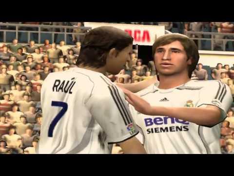 FIFA 07 PC Gameplay 1 Real Madrid vs Barcelona 21