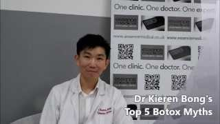 Dr Kieren Bong - Top 5 Botox Myths Thumbnail
