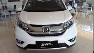 Review New Honda BR-V E A/T (2018)